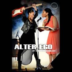 Witnessing to the Rockstar AlterEgo Photo