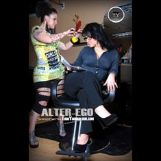 Hair Stylist and Client Alter Ego with Ozlem Ugur Miss O!