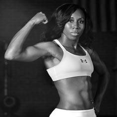 Fitness Shoot with Shantea Calhoun
