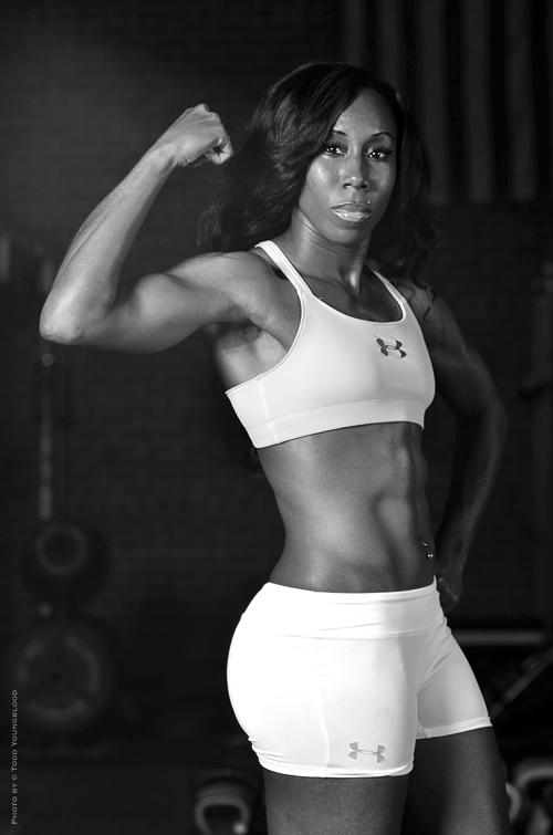 Fitness Shoot with Shantea Calhoun