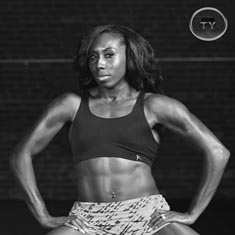 Female Fitness Photographer - Charlotte