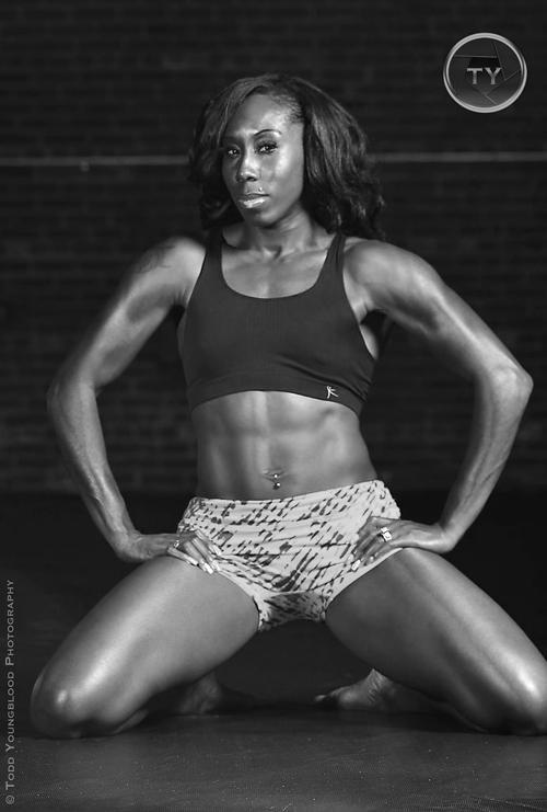 Female Fitness Photographer - Charlotte