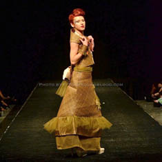 Passport for Fashion - North Carolina fashion show