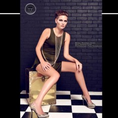 Editorial Fashion Photography Charlotte NC