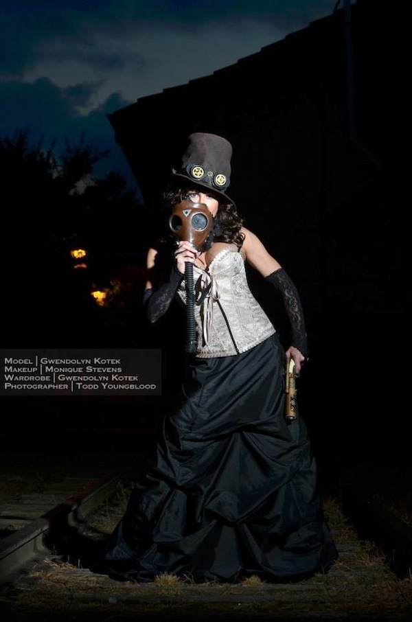 steampunk photo, steampunk photography, todd youngblood