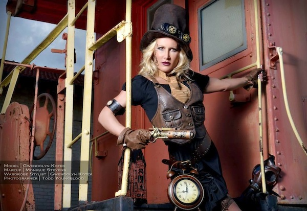 steampunk photo by Todd Youngblood