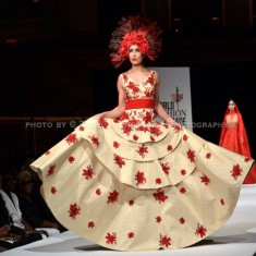 World Fashion Parade in New York