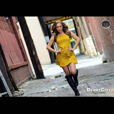 Serenity Butler at Derby City Fashion Week