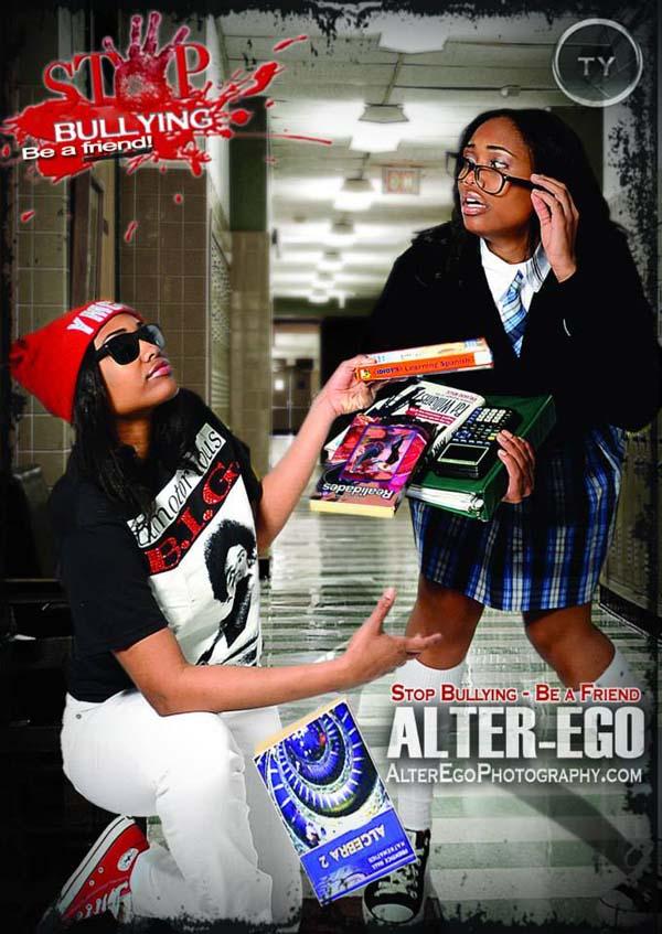 No Bullying Alter-Ego Image