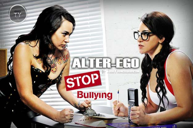 Stop Bullying Alter Ego